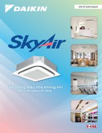 Skyair / Hai chiều / Không Inverter