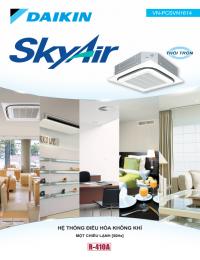 PCSVN1614 - Skyair / Một chiều lạnh / Không Inverter