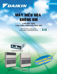 Catalog Packaged R-22