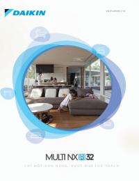 PCMVN1710 - Điều hòa đa kết nối Super Multi NX R32